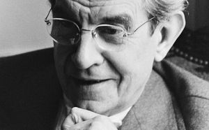French Psychoanalyst Jacques Lacan